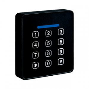 TWR-M5 Wiegand/OSDP v2/NFC/BLE Access Control Reader